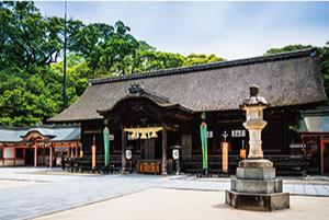 大山祇神社拝殿 国指定重要文化財